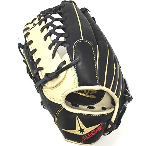 """All Star System 7 12.5"""" Outfield Baseball Glove - LHT"""