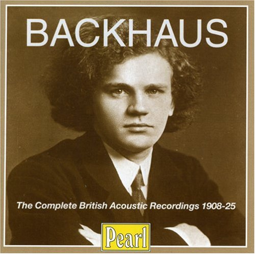 Complete British Acoustic Recordings 1908-1925