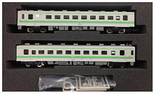 Le train 2 voitures mis 142 sous forme de jauge N vieille peinture hématopoïétique 4578 JR Kiha 141 forme / Kiha (sans alimentation)