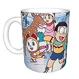Doraemon - Tazza da caffè Novità, ufficio, lavoro