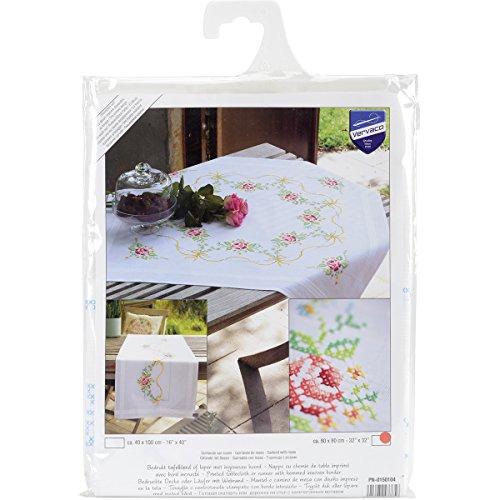 Kit nappe Guirlande de roses