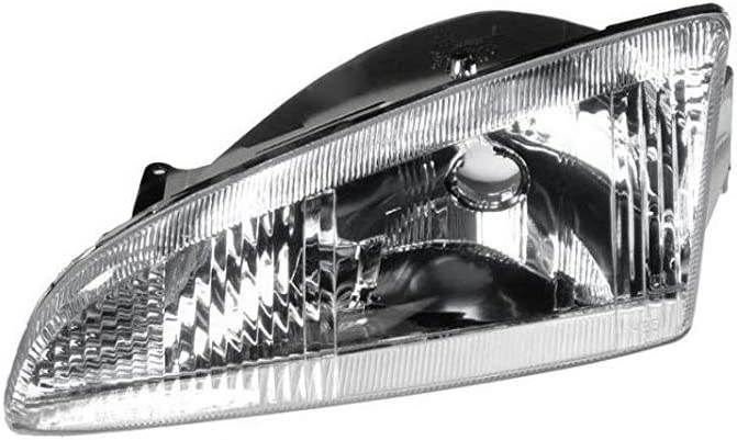 Epic Lighting OE Fitment Replacement Headlight Assembly Compatib