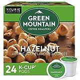 Green Mountain Coffee Roasters Hazelnut, Single-Serve Keurig K-Cup Pods, Flavored Light Roast Coffee, 24 Count