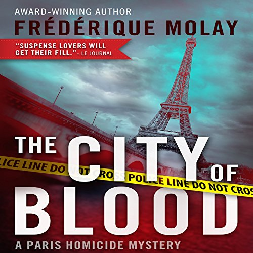 The City of Blood (Dejeuner sous l'herbe) audiobook cover art