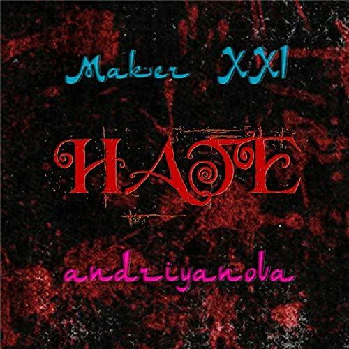 andriyanova feat. Maker XXI