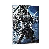 Gladiator For Honor Anime Cartoon Poster Dekorative Malerei