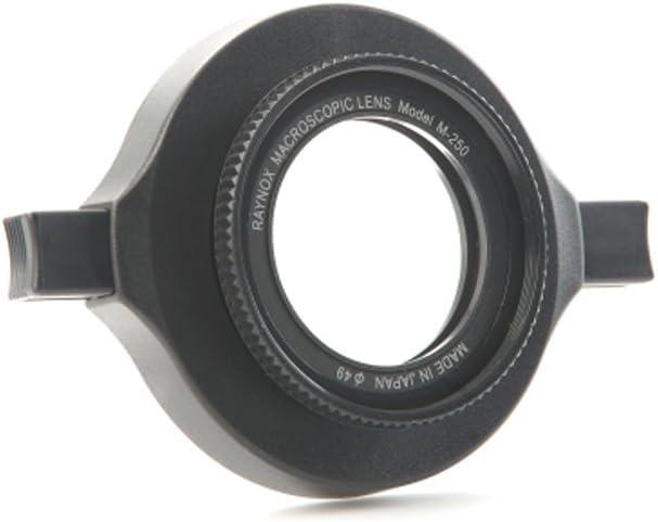 Raynox DCR-250 SLR Negro lente de cámara - Objetivo (SLR, 3/2, 4,3 cm, Negro, 1,8 cm)