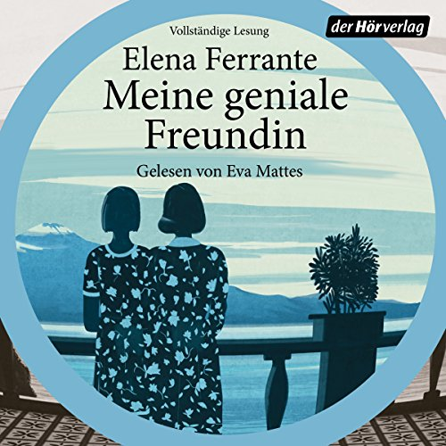 Meine geniale Freundin     Die Neapolitanische Saga 1              By:                                                                                                                                 Elena Ferrante                               Narrated by:                                                                                                                                 Eva Mattes                      Length: 11 hrs and 43 mins     16 ratings     Overall 4.7