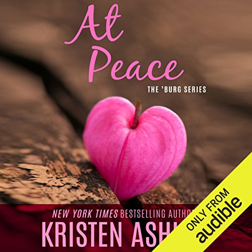 At Peace audiobook cover art