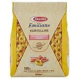 Barilla Pasta all'Uovo Ripiena Le Emiliane Tortellini con Prosciutto Crudo - 500 g