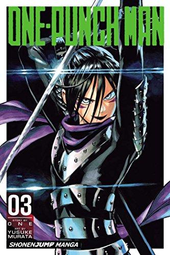 One-Punch Man, Vol. 3, 3: Volume 3