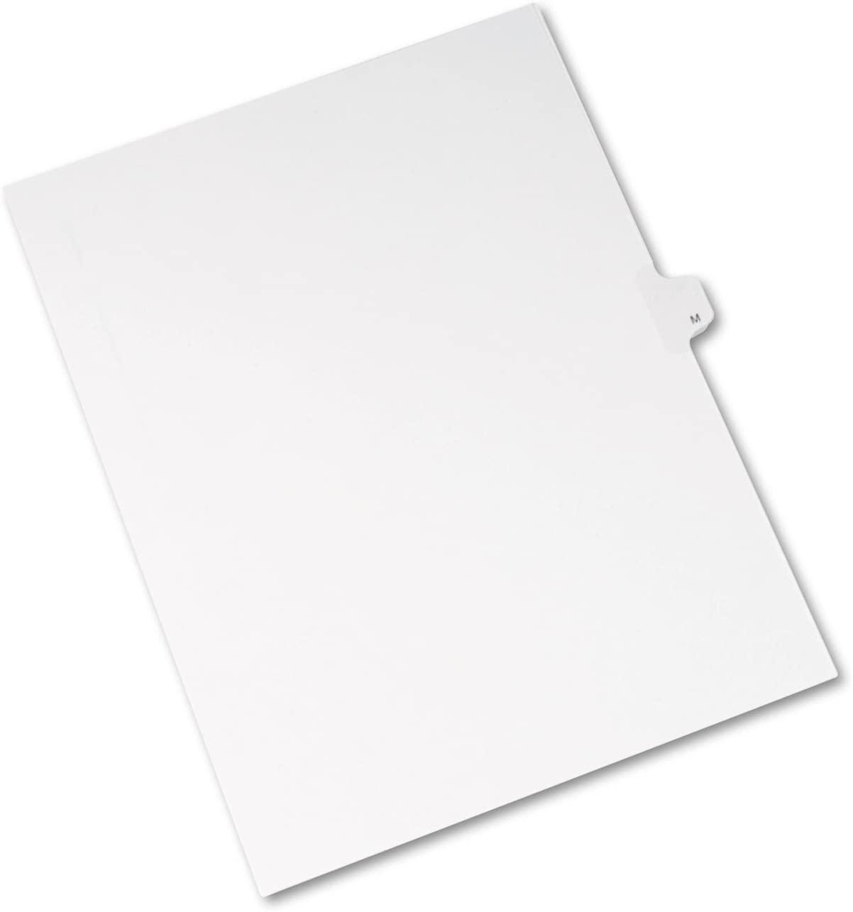 Free shipping Avery Individual Latest item Legal Tab Divider -82175 -