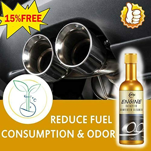 120ML Boost up Engine Cleaner,Catalytic Converter Cleaner,Engine Booster Cleaner Super,petrol engine cleaner degreaser additive,Dissolves grease, oil, dust (2PCS)