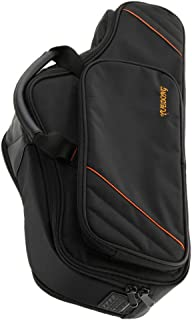 kesoto Alto Saxophone Bag Sax Case Backpack For Sax Carrying Playing