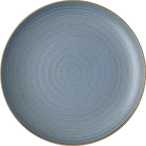 Thomas Rosenthal Nature Water - Speiseteller - Essteller - blau - Steinzeug - Ø 27 cm