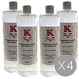 Gel Antibacterial-hidroalcoholico Betafar 4x500 ml'