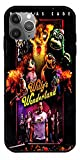 HHTEE Case Compatible with iPhone 8 Plus Comedy Willys Wonderland Complete Series Horror Movies 2021 Action Pure Clear Phone Cases Cover Full Body