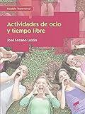 Actividades de ocio y tiempo libre: 41 (Servicios Socioculturales y a la comunidad)