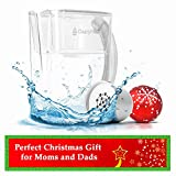 Clearly Filtered Water Filter Pitcher | Guaranteed to Remove More...