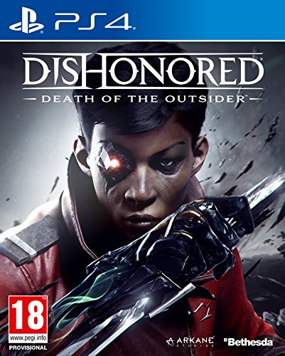 Dishonored Death of the Outsider - PS4 [Importación inglesa]