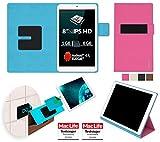 Hülle für Allview Viva Q8 Pro Tasche Cover Hülle Bumper | in Pink | Testsieger