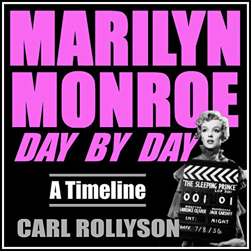 Marilyn Monroe Day by Day cover art
