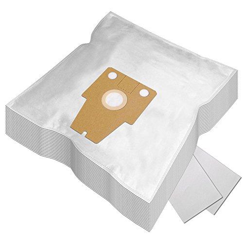 PakTrade Sparpaket - 20 Staubsaugerbeutel geeignet für Bosch BSG8PRO 1, BSG81000, BSG81030 Ergomaxx Professional
