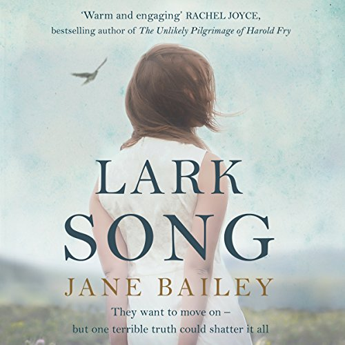Lark Song audiobook cover art