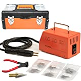 BELEY Car Bumper Repair Plastic Welder Kit, 110V Hot Stapler Plastic Welding Gun