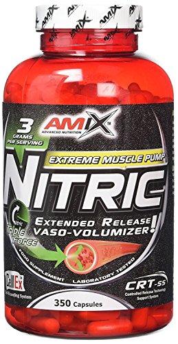Amix Nitric 350 Caps 300 g