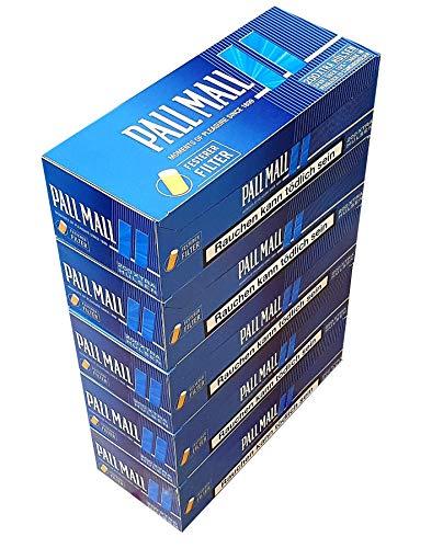 Zigarettenhülsen Pall Mall Smooth Taste Extra 1.000 Stück