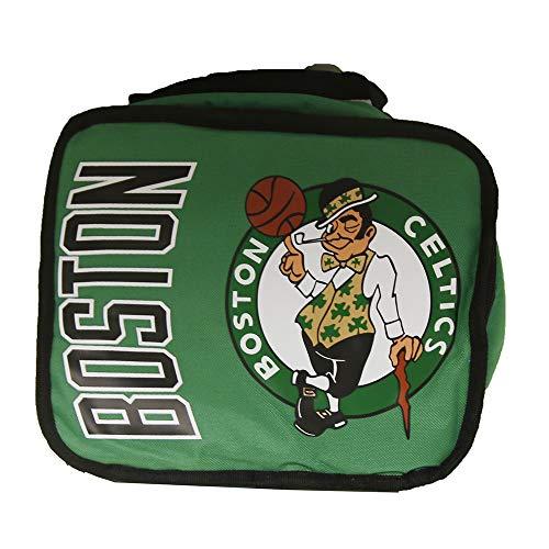 NBA Boston Celtics Sacked Lunchbox , 10.5-Inch, Green