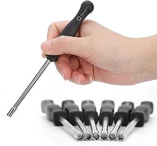 wosume    Vergaser-Einstellwerkzeug-Kit, 6-teiliges/Set Aluminiumlegierung Vergaser Spezial-Schraubendreher-Kit Vergaser-Einstellwerkzeuge