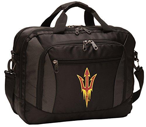 Broad Bay Arizona State Laptop Bag Best NCAA ASU Computer Bags