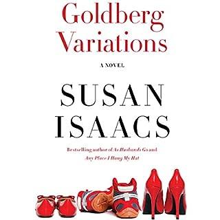 Goldberg Variations audiobook cover art