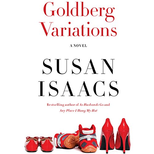Goldberg Variations audiobook cover art
