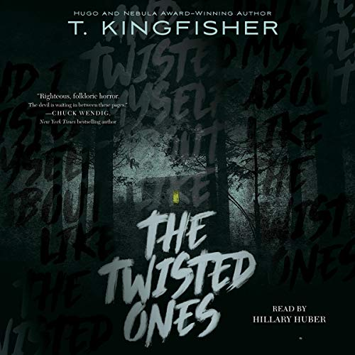 Couverture de The Twisted Ones