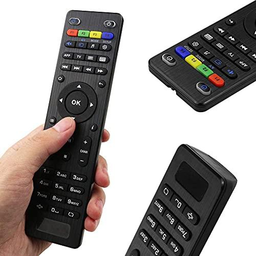 Mando a Distancia de Repuesto para IPTV Set Top Box Streamer Multimedia Player Internet TV IP Receptor mag 250, mag 254, mag 256, mag 410, mag 351/352