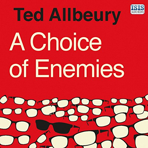A Choice of Enemies audiobook cover art