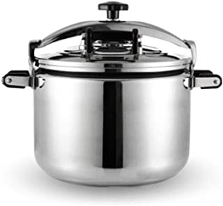 Kitchen Home Pressure Cooker, 22L-40L Stainless Steel Stockpot Large Capacity Steamer Household Soup Bucket, Multifunctional Cooking Pot Kitchen Utensils Can Be Used In Kitchen Hotel Supplies