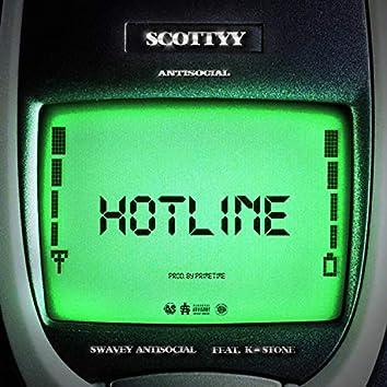 Hotline (feat. Swavey Antisocial & K-Stone)