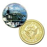 USS John F. Kennedy (CV-67) GP Challenge Coin