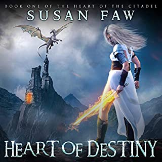 Heart of Destiny audiobook cover art