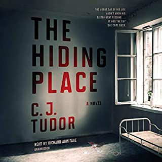 Page de couverture de The Hiding Place