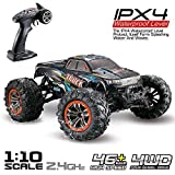 Best 1 10 Scale Rtr Rc Trucks - FMT Large 1:10 Scale High Speed 46km/h 4WD Review