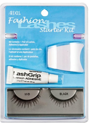 ARDELL Fashion Natural Lashes Starter Kit - AR240454 by Ardell