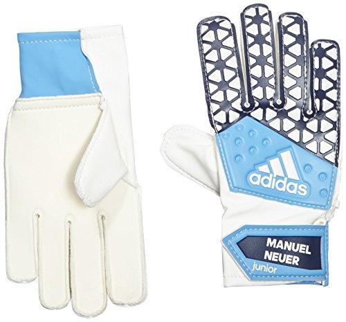 adidas Kinder Torwarthandschuhe ACE Manuel Neuer, Dark Blue/Lucky Blue S15/White, 7