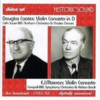British Violin Concertos: Historic Performances