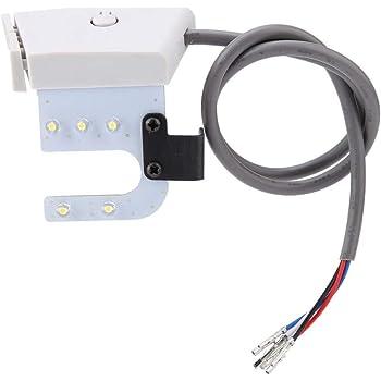 Lámpara de luz de trabajo en forma de U de luz LED para máquina de ...