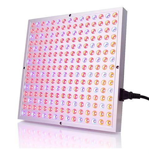 LiQinKeJi8 Planta de la lámpara del Crecimiento Plaza 255LED Colgando Planta de línea de llenado de Efecto Invernadero Luz-Multi Carne de Alta eficiencia de luz LED de la Planta (Size : UK-45W)